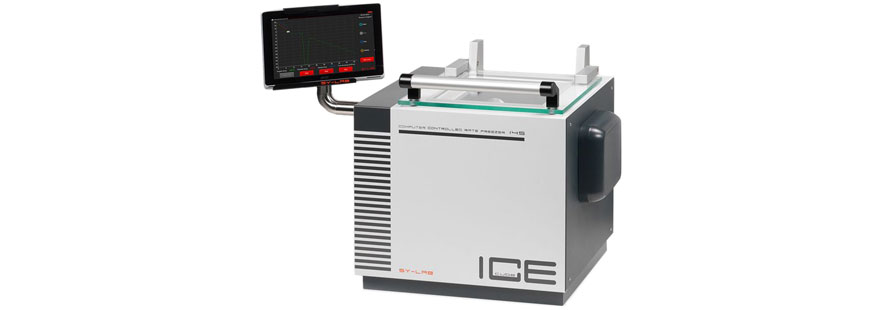 Minitube  IceCube 14 S-A  Automatic Freezer with tablet