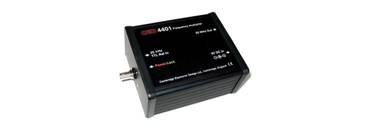 CED 4401 Frequency multiplier