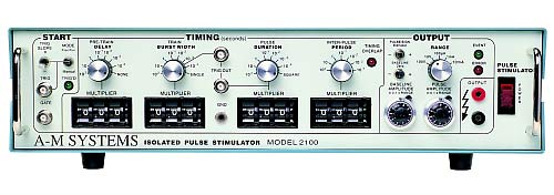 A-M Systems Model 2100  Isolated Stimulator