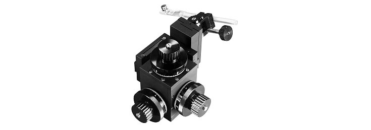 Narishige NMN-21   Three-Dimensional Manual Micromanipulator