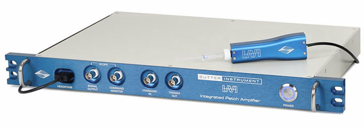 Sutter Instrument  IPA® / DOUBLE IPA®  Integrated Patch Clamp Amplifiers and Data Acquisition Systems