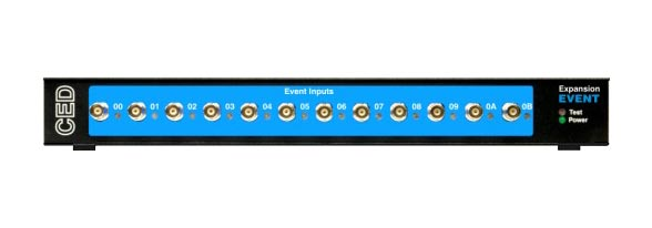 CED 2501-12  Top-Box, 12 channel event expansions - the Event Expander
