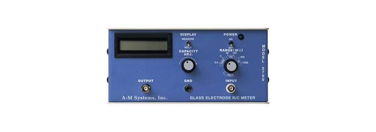 A-M Systems  Model 2700  Glass Electrode R/C Meter