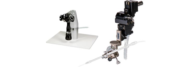 Narishige  MMO-202ND  Three-axes Hanging Joystick Oil Hydraulic Micromanipulator