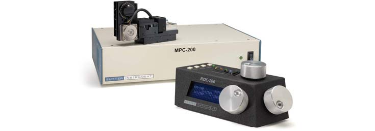 Sutter Instrument MP-265/MPC-365 Narrow Format Manipulator System
