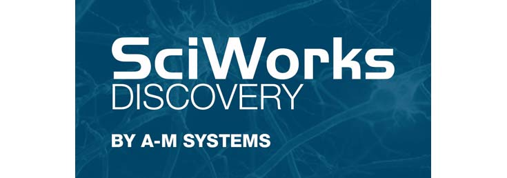 Intergrated Software Suite  A-M Systems SciWorks® Discovery
