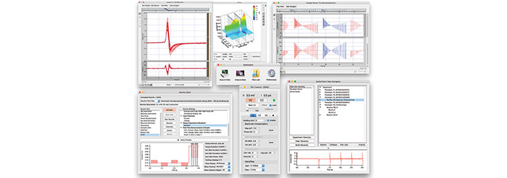 Sutter Instrument  SutterPatch®  Data Acquisition, Management and Analysis Software